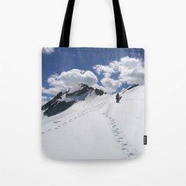 Aiming high Tote Bag