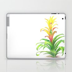 Bromeliad - Tropical plant Laptop & iPad Skin