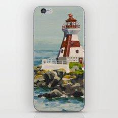 Campobello Island Light iPhone & iPod Skin