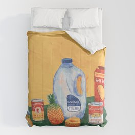 Meals For Success Comforters
