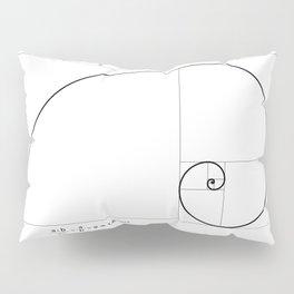 Golden Ratio - Minimalist Phi φ Pillow Sham