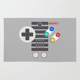 Classic Game Controller Rug