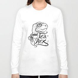 Tea-Rex Long Sleeve T-shirt