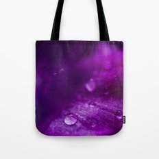 Mystical Purple Tote Bag