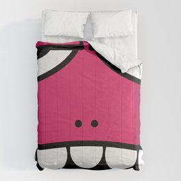 Monsters⁴ : Red Comforters