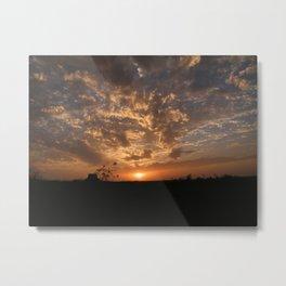 Desert sky -hermitage Metal Print