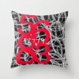 Love, Harry Throw Pillow