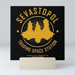 Sevastopol Station Mini Art Print