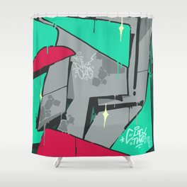 QUALITY Shower Curtain