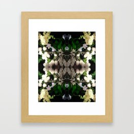 NIGHT CRAWLER Framed Art Print