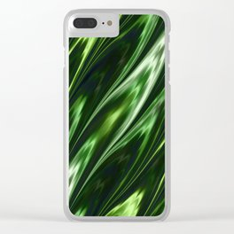 Peridot Clear iPhone Case