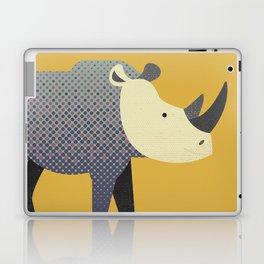 Whimsy Rhinoceros II Laptop & iPad Skin
