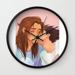 Tall and Small Wall Clock