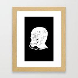 Attack  Framed Art Print