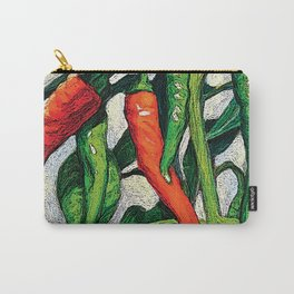 Chili Peppers by KPC Studios Carry-All Pouch
