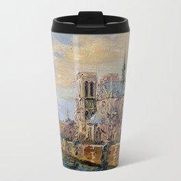 Spring in Paris Travel Mug