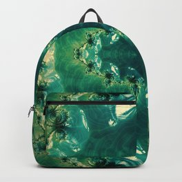 The All Seeing Eye of the Crystal Ball Backpack