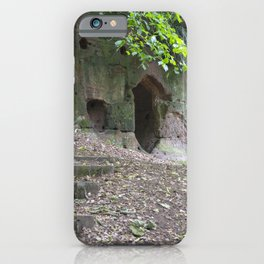 The hermit's cave iPhone Case
