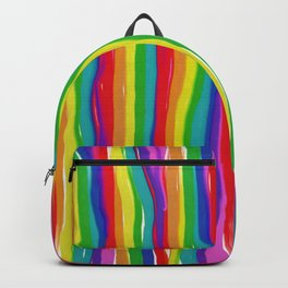 Painted Rainbows Backpack