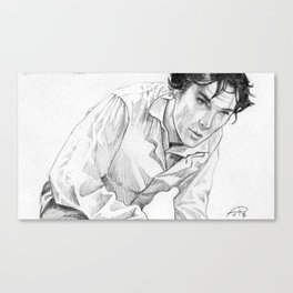 William Ford Canvas Print