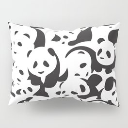 Panda Panda Pillow Sham