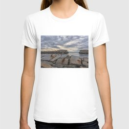 Lanes Cove on a cloudy afternoon T-shirt