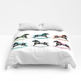 Rocking Horses Comforters