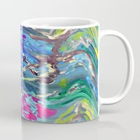 fairy Mugs featuring Fairy by Lizzshop