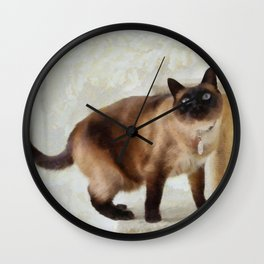 Sulley At Home Wall Clock