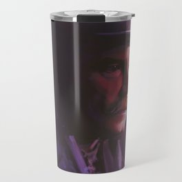 """HOLMES!! TELL ME WHERE MY BLOODY WIFE IS?"" Travel Mug"