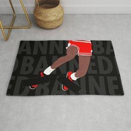 Banned (Black) Rug