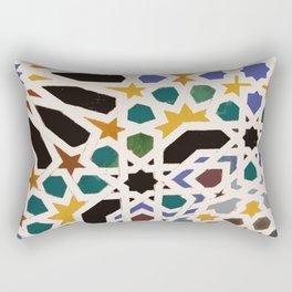 Escher Inspiration Rectangular Pillow