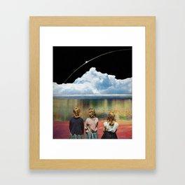 Teach Me How To Fight... Framed Art Print