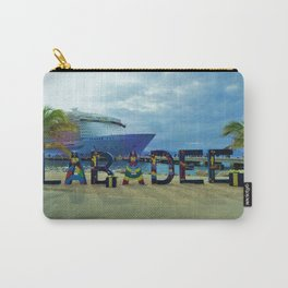 Labadee, Haiti Carry-All Pouch
