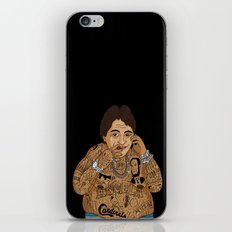 Who's the Boss? iPhone & iPod Skin