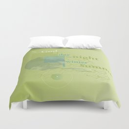 God is #everyweek 5.2017 Duvet Cover