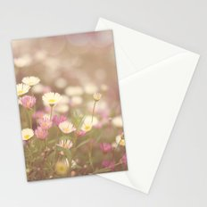 Dreaming of Flowers Stationery Cards