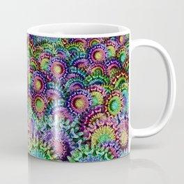 Fish Flower Color Coffee Mug