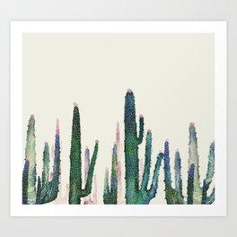 catus vertical Art Print