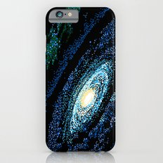 SWIRLING GALAXY Slim Case iPhone 6s