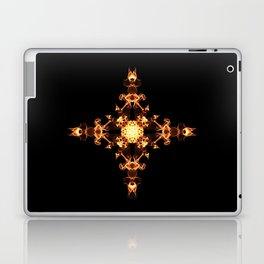 Fire Cross Laptop & iPad Skin
