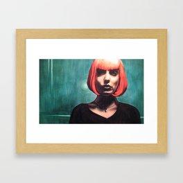 Self As Someone Else Framed Art Print
