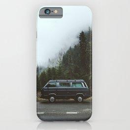 Northwest Van iPhone Case
