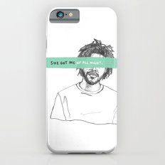 no.8 #thefeelscollective iPhone 6s Slim Case