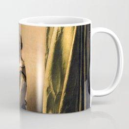 "Johannes Vermeer ""Girl Reading a Letter at an Open Window"" Coffee Mug"