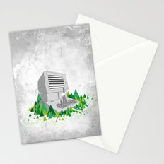 Keyboard City Stationery Cards