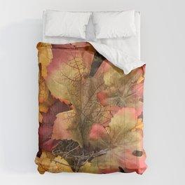 Fabulous Fall Autumn Leaves Comforters