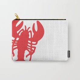 Red Lobster Carry-All Pouch