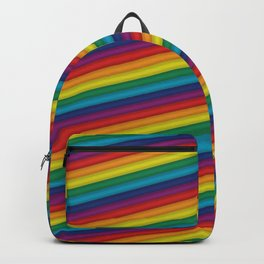 HD Rainbow Backpack