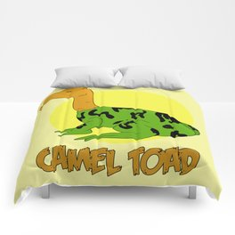 The Camel Toad Comforters